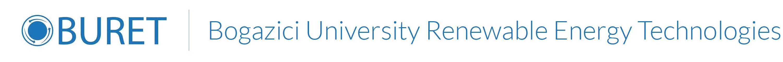 BURET – Bogazici University Renewable Energy Technologies Laboratory